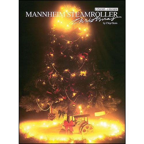 Hal Leonard Mannheim Steamroller - Christmas Duet 2 Pianos, 4 Hands ...