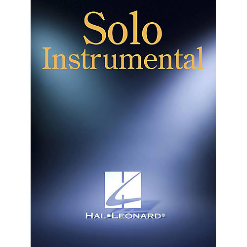 Hal Leonard Mannheim Steamroller - Solo Christmas (for Alto Sax) Instrumental Solo Series by Mannheim Steamroller