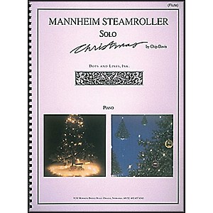 Hal Leonard Mannheim Steamroller Solo Christmas Solos for Flute and Piano by Hal Leonard