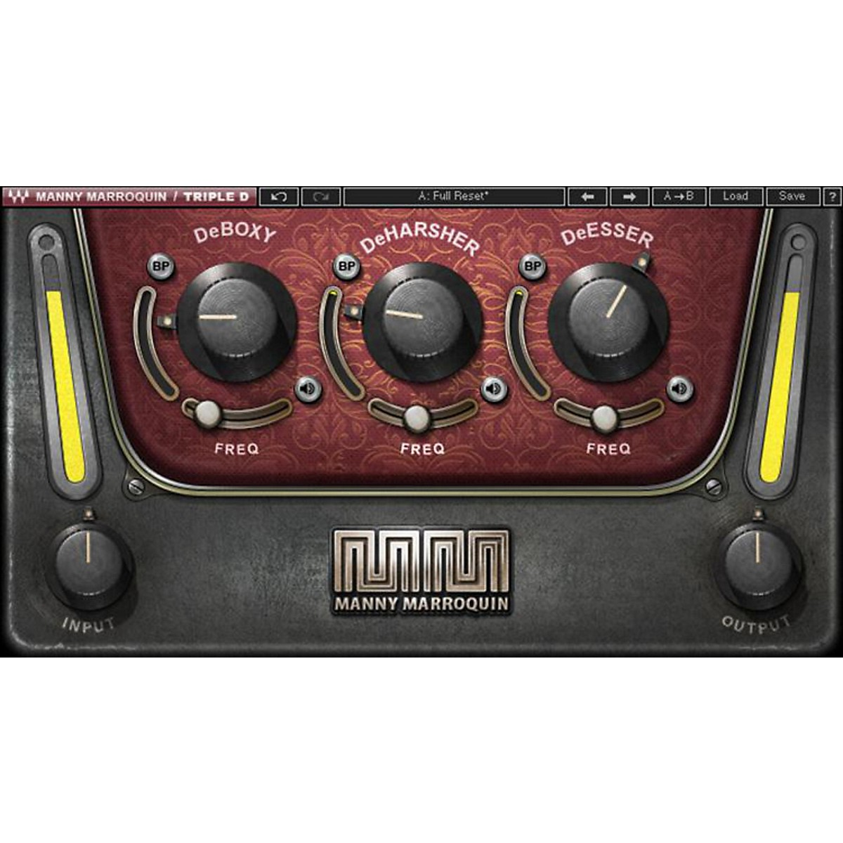 Waves Manny Marroquin Triple D Native/SG Software Download