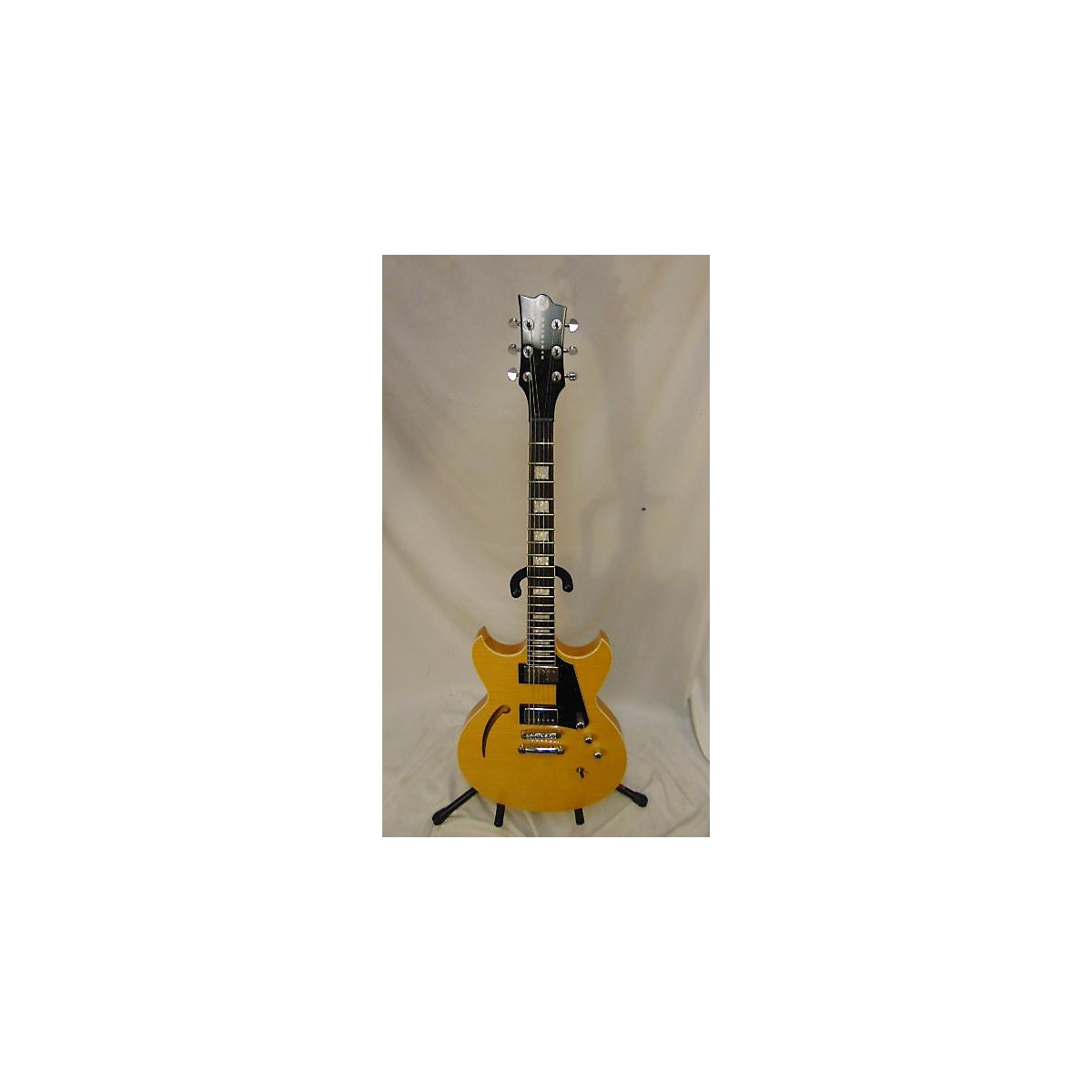 Reverend Manta Ray Hb Hollow Body Electric Guitar