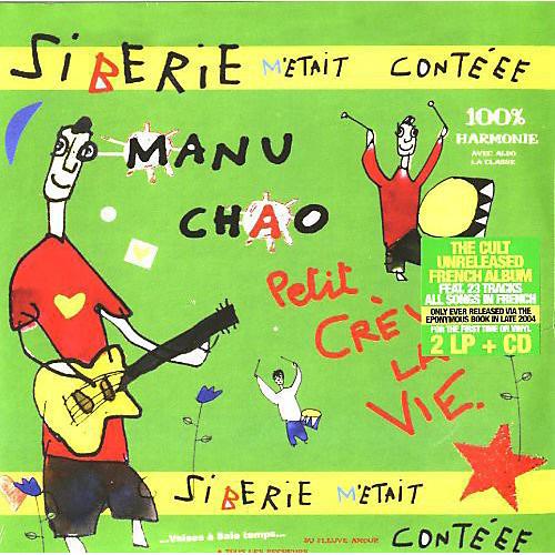 Alliance Manu Chao - Siberie M'etait Conteee