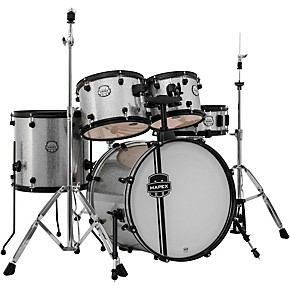 mapex mapex voyager jazz 5 piece drum set with black hardware guitar center. Black Bedroom Furniture Sets. Home Design Ideas