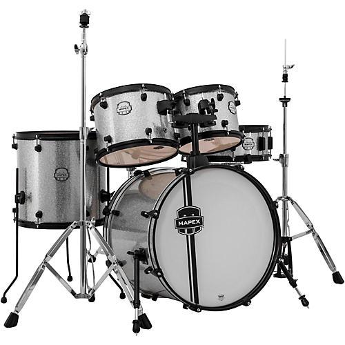 Mapex Mapex Voyager Jazz 5 Piece Drum Set With Black Hardware