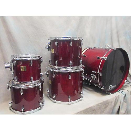 Yamaha Maple Custom Absoulute Drum Kit