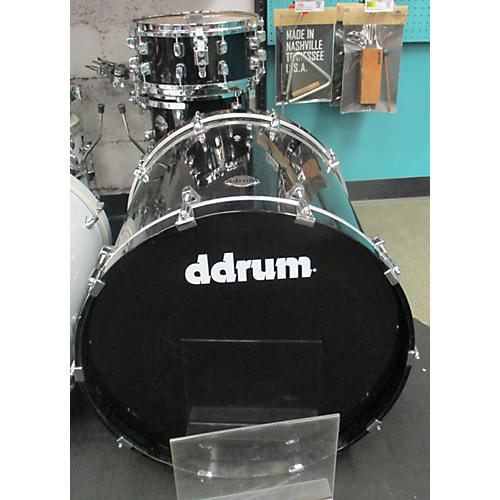 Ddrum Maple Custom Drum Kit