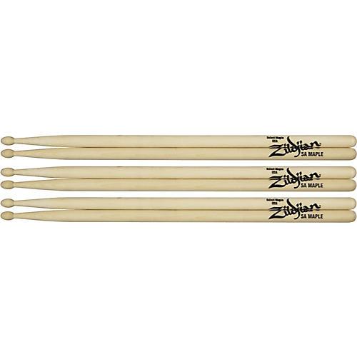 Zildjian Maple Drumsticks 3-Pack