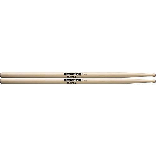 Regal Tip Maple Drumsticks