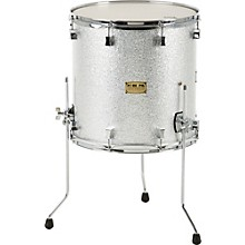 Maple Floor Tom Black Glass 16 x 14 in.