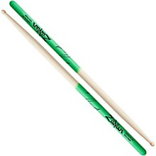 Zildjian Maple Green DIP Drumsticks
