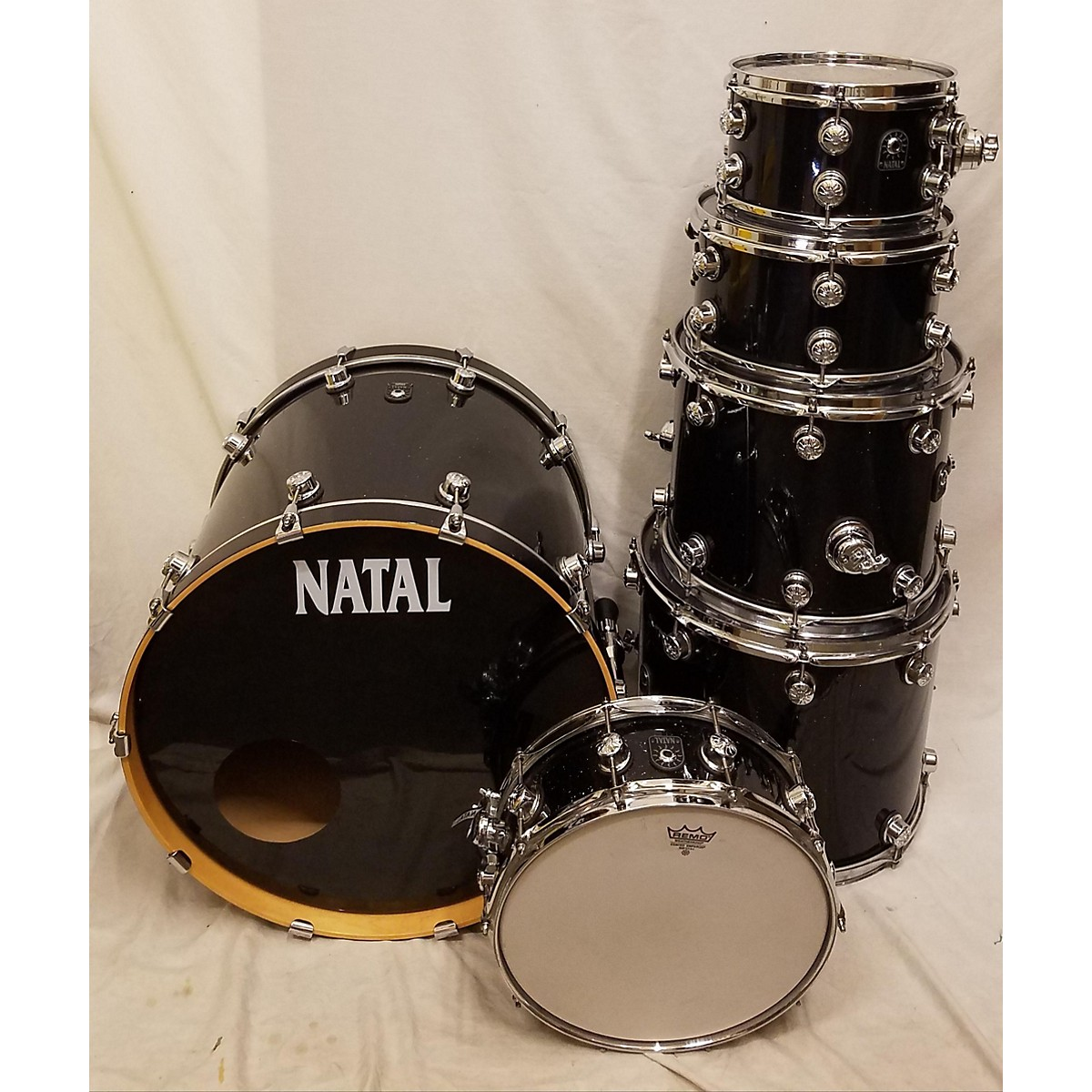 Natal Drums Maple Series Fusion Drum Kit