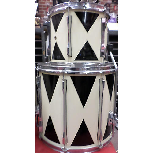 Pearl Maple Shell Drum Kit