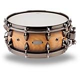 Orange County Drum & Percussion Maple Snare 14 x 6 in., Natural Black Burst