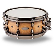 Maple Snare 14 x 6 in., Natural Black Burst