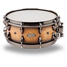 Maple Snare 14 x 6 in., Natural Black Burst