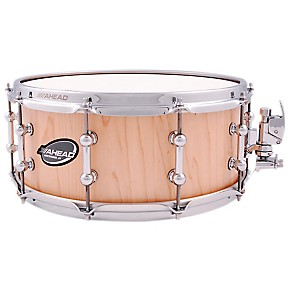 ahead maple stave snare drum guitar center. Black Bedroom Furniture Sets. Home Design Ideas