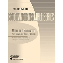 Rubank Publications March of a Marionette Rubank Solo/Ensemble Sheet Series