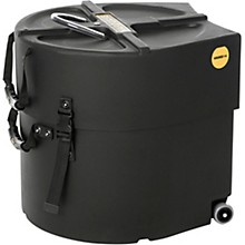 Marching Bass Drum Case with Wheels 14 in.