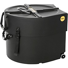Marching Bass Drum Case with Wheels 16 in.