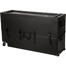 HARDCASE Marching Tenor Drum Case with Wheels