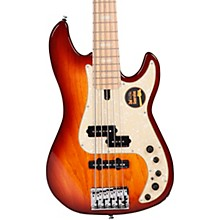 Marcus Miller P7 Swamp Ash 5-String Bass Tobacco Sunburst