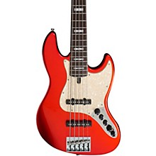 Marcus Miller V7 Alder 5-String Bass Bright Metallic Red