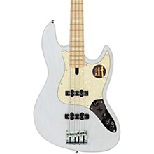 Marcus Miller V7 Swamp Ash 4-String Bass White Blonde