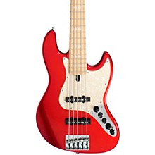 Marcus Miller V7 Swamp Ash 5-String Bass Bright Metallic Red