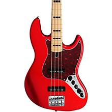 Marcus Miller V7 Vintage Swamp Ash 4-String Bass Bright Metallic Red