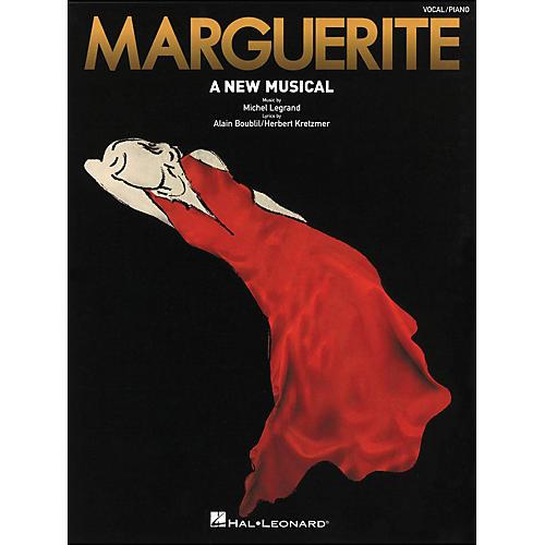 Hal Leonard Marguerite Arranged for Piano, Vocal, and Guitar (P/V/G)
