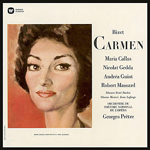 Alliance Maria Callas - Carmen