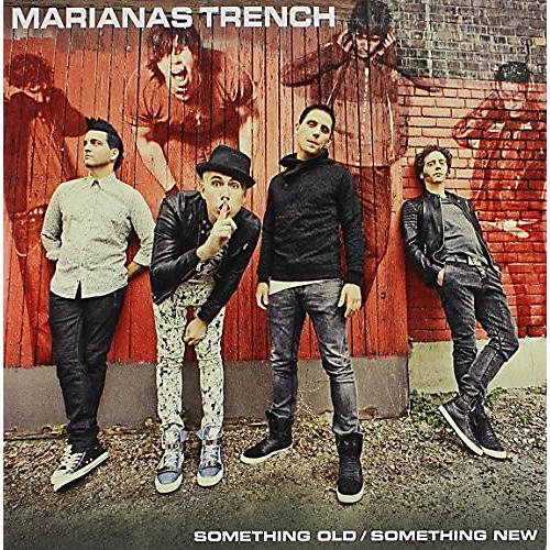 Alliance Marianas Trench - Something Old Something New (Picture Disc)