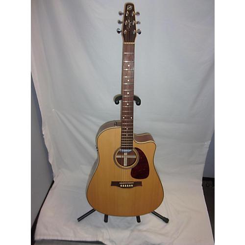 Seagull Maritime Cutaway Acoustic Electric Guitar