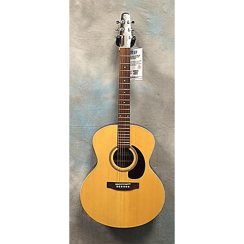 Seagull Maritime Mini Jumbo High Gloss Acoustic Guitar