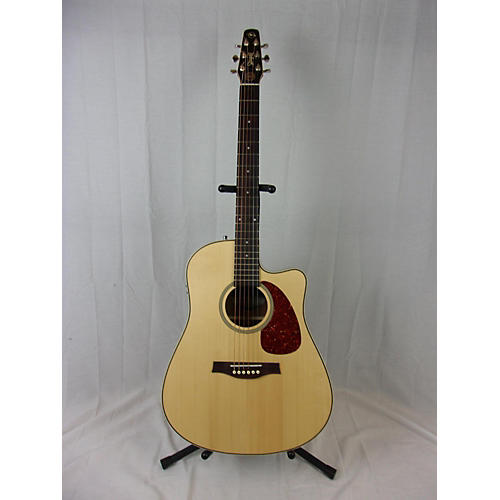 used seagull maritime sws acoustic guitar natural guitar center. Black Bedroom Furniture Sets. Home Design Ideas
