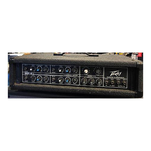 Peavey Mark III Head Solid State Guitar Amp Head