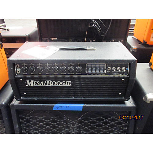Mesa Boogie Mark III Tube Guitar Amp Head