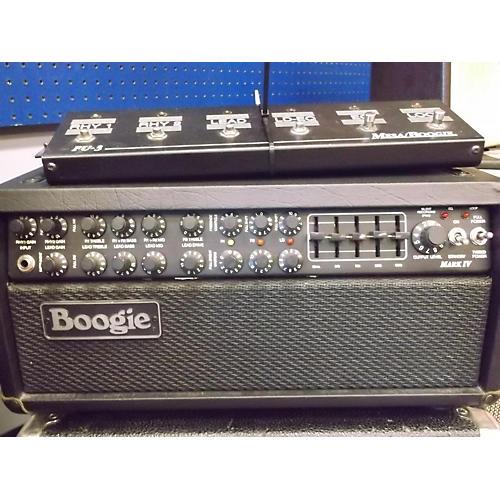 Mesa Boogie Mark IV 85W Black Tube Guitar Amp Head
