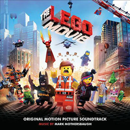 Alliance Mark Mothersbaugh - Lego Movie (Original Soundtrack)