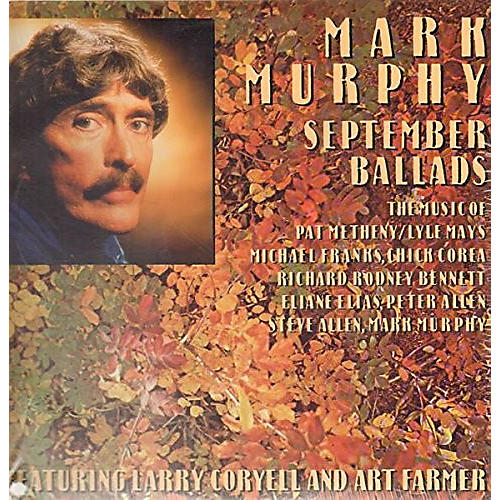 Alliance Mark Murphy - September Ballads
