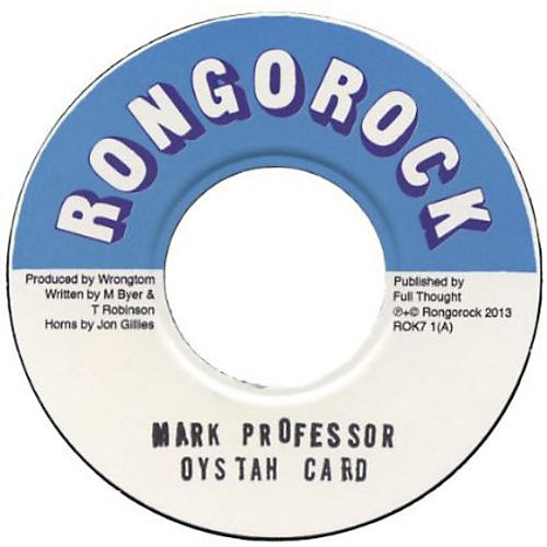 Alliance Mark Professor - Oystah Card