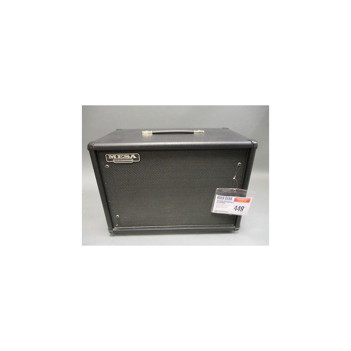 Mesa Boogie Mark V 1x12 Widebody Closed Back Guitar Cabinet