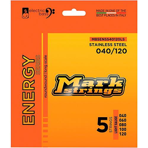 Markbass Markbass Energy Series Electric Bass Stainless Steel Strings