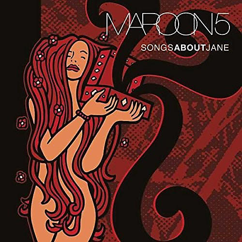 Alliance Maroon 5 - Songs About Jane