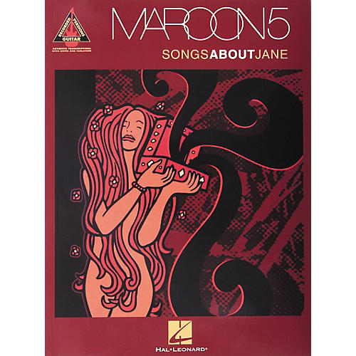 Hal Leonard Maroon5 - Songs About Jane Book