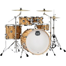 Mars Series 5-Piece Rock Shell Pack with 22 in. Bass Drum Driftwood Chrome