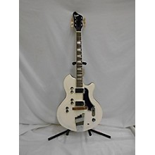 Supro Martinique Hollow Body Electric Guitar