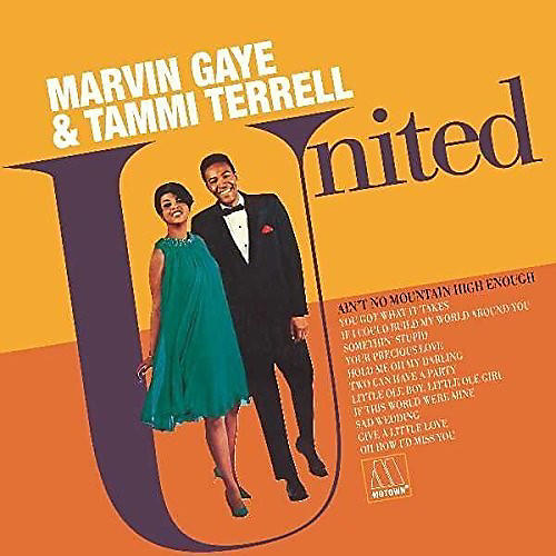 Alliance Marvin Gaye - United (With Tammi Terrell)