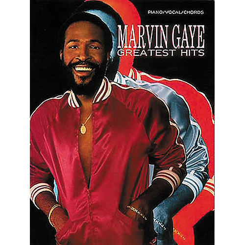Hal Leonard Marvin Gaye Greatest Hits Piano, Vocal, Guitar Chord Book
