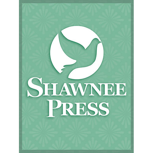 Shawnee Press Mary and Joseph's Lullaby SATB a cappella Composed by Rebecca Hawkes Martin